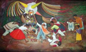 Praznik Las posadas u Meksiku